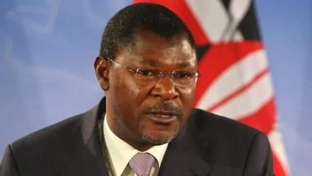 We cannot have only the Moi's, Kenyatta's and Odinga's running our politics -Wetangula
