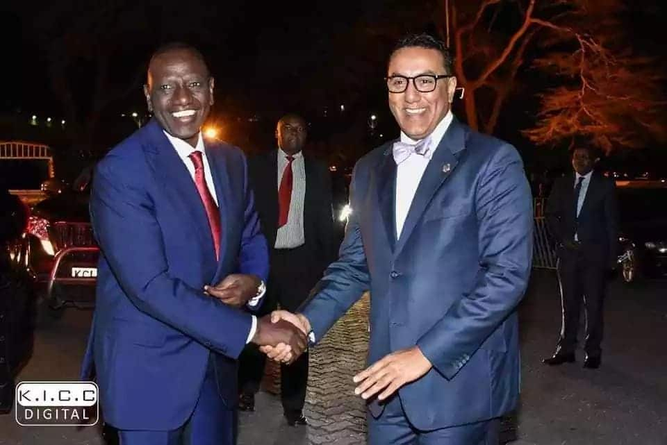 Tourism CS Najib Balala at pains to explain where carcases, horns of 9 dead rhinos are