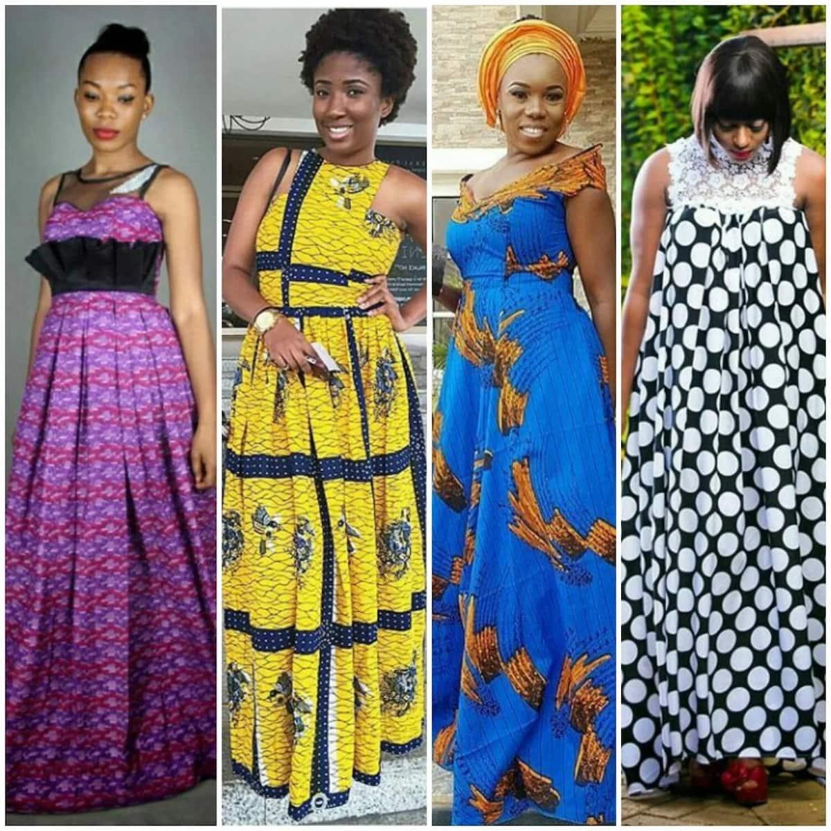 Latest Kitenge Dress Designs 2018 (photos) Tuko.co.ke