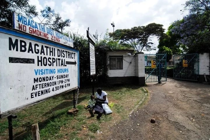 Mothers, babies escape death as fire breaks out Mbagathi hospital