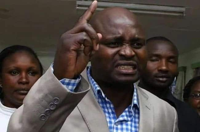 Police arrest Nurses union boss Seth Panyoka during protests at KNH
