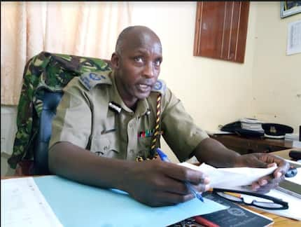 Senior police officer arrested in Bungoma over KSh 30k bribe