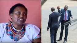 Nkaissery's wife knew something was wrong, she rushed back to Nairobi on the day her husband died