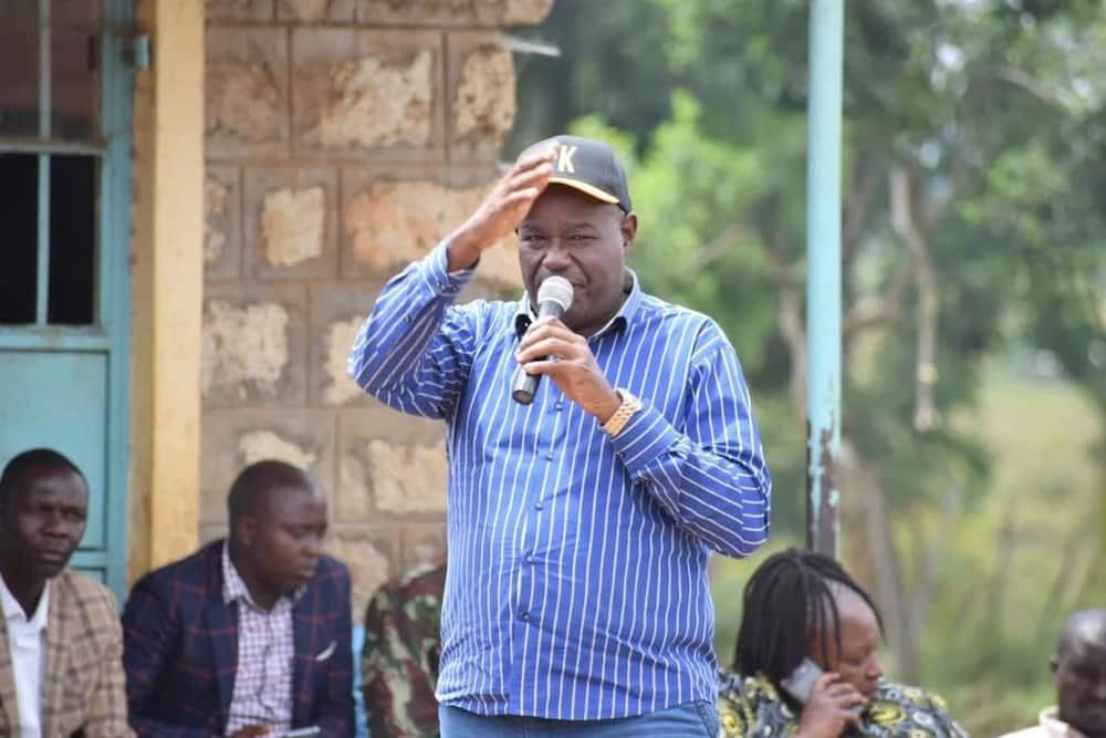 Jubilee Asili: Deputy secretary-general Caleb Kositany hints Ruto, allies considering new party