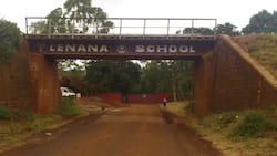 The action taken in Lenana School after students refused to sit mock exam