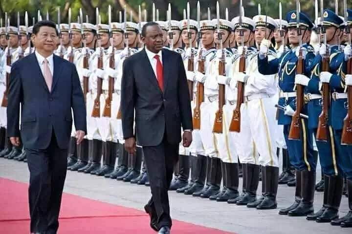 Uhuru's secret as he sets out to meet three powerful world leaders in a week
