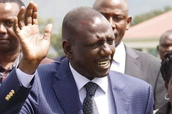 Avoid 'ukora ndogo ndogo'- Biwott's last message to DP Ruto that left many in stitches
