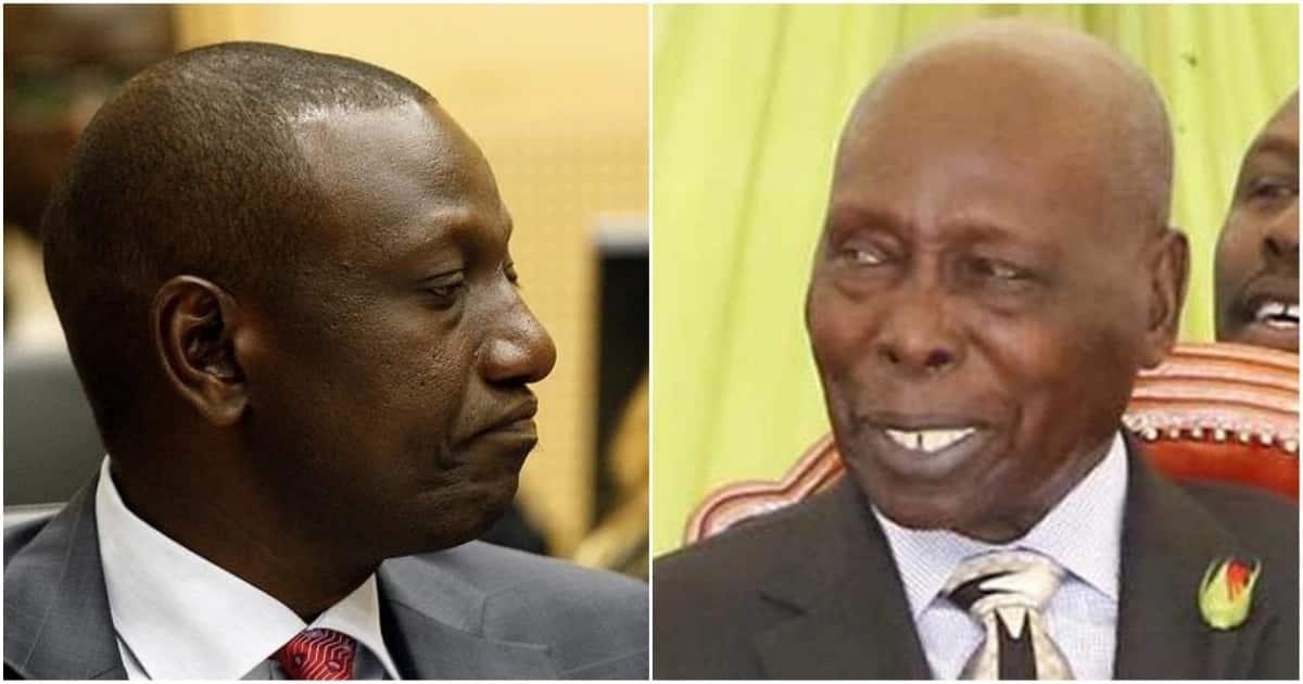 Ruto hastahili kukutana na Moi, alisema hahitaji baraka zake – Maafisa wa KANU wa bonde la ufa