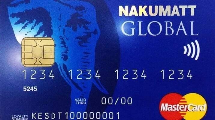 How to Top Up Nakumatt Global Card