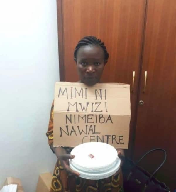 Excitement as Mombasa's leading supermarket exposes petty thieves on social media