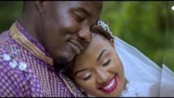 I love plump guys- Citizen TV Willis Raburu's wife defends her hubby's 130-kilo weight