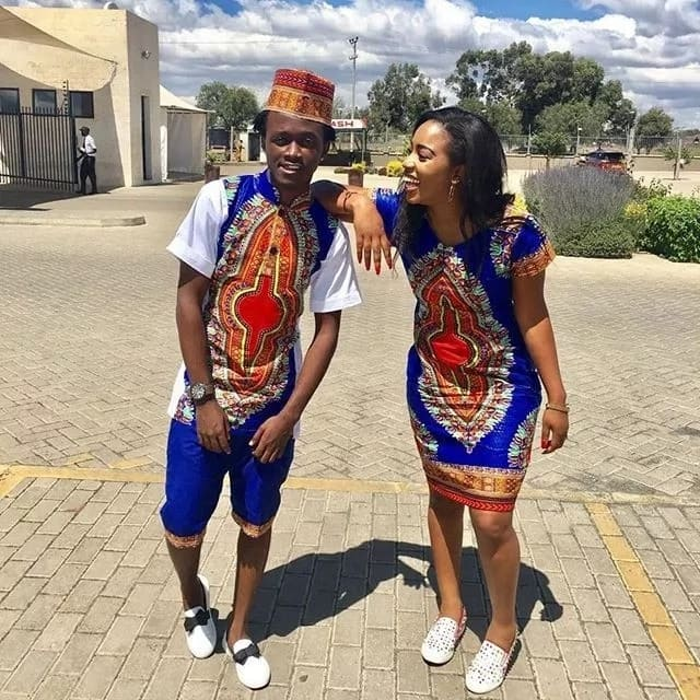 Gospel singer Bahati and wife Diana angers Kenyans yet again with their romance