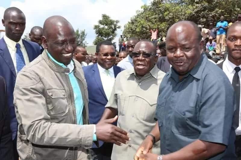 Being impatient like Raila will cost you presidency - Mutahi Ngunyi tells Ruto