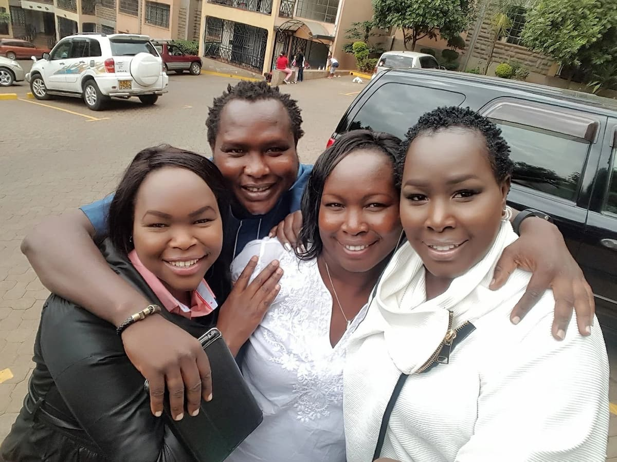 Gospel singer Emmy Kosgei's brother appears in court for killing a man