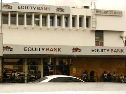 Equity Bank badly trolled over alleged disappearance of customers' deposits