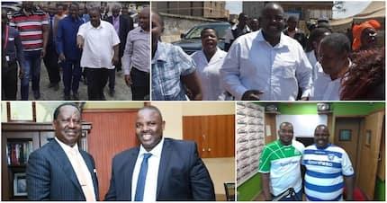Mbunge wa Makadara George Aladwa ajiunga sekondari miaka 23 baada ya kufanya KCPE