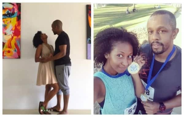 17 stylish photo of former Tahidi High actress and hubby which prove the two were meant for each other