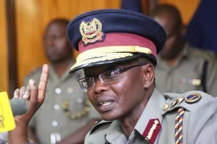 Polisi wamjibu Raila kwa kueleza kuwa kwa nini waliwauwa mifugo Laikipia