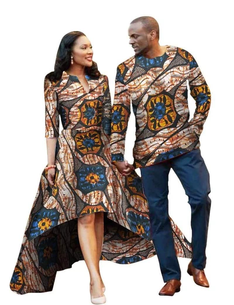 Latest Kitenge designs for party