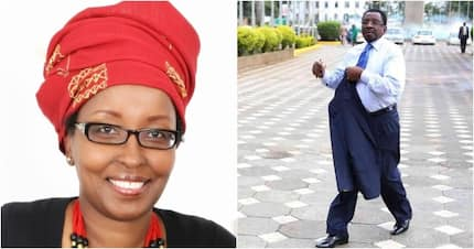 James Orengo's wife appointed to UN's commission