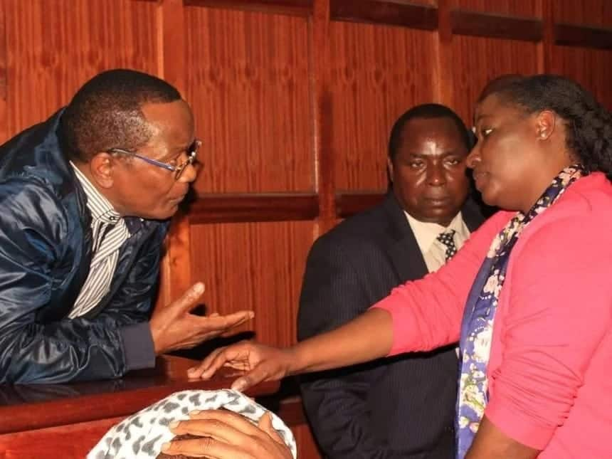 Prosecutor tightens the noose on former PS Lilian Omollo in NYS graft case