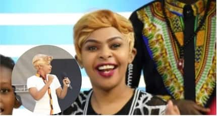 The day gospel singer Size 8 became a thief to survive