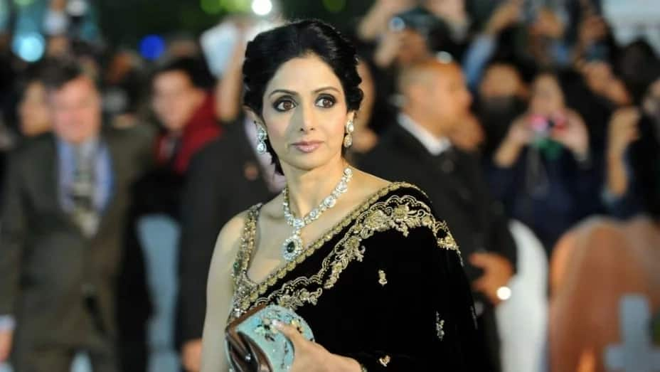 Sridevi dead: The sudden death of a heroine in Bollywood film industry