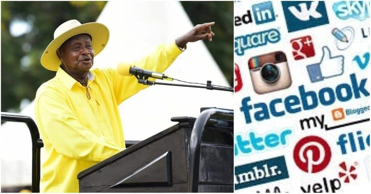 Uproar as Museveni slaps Ugandans with social media taxes