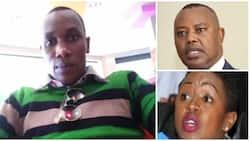 Mwanamume aliyedaiwa kuwaibia wabunge na kulala na wengine 13 akana mashtaka