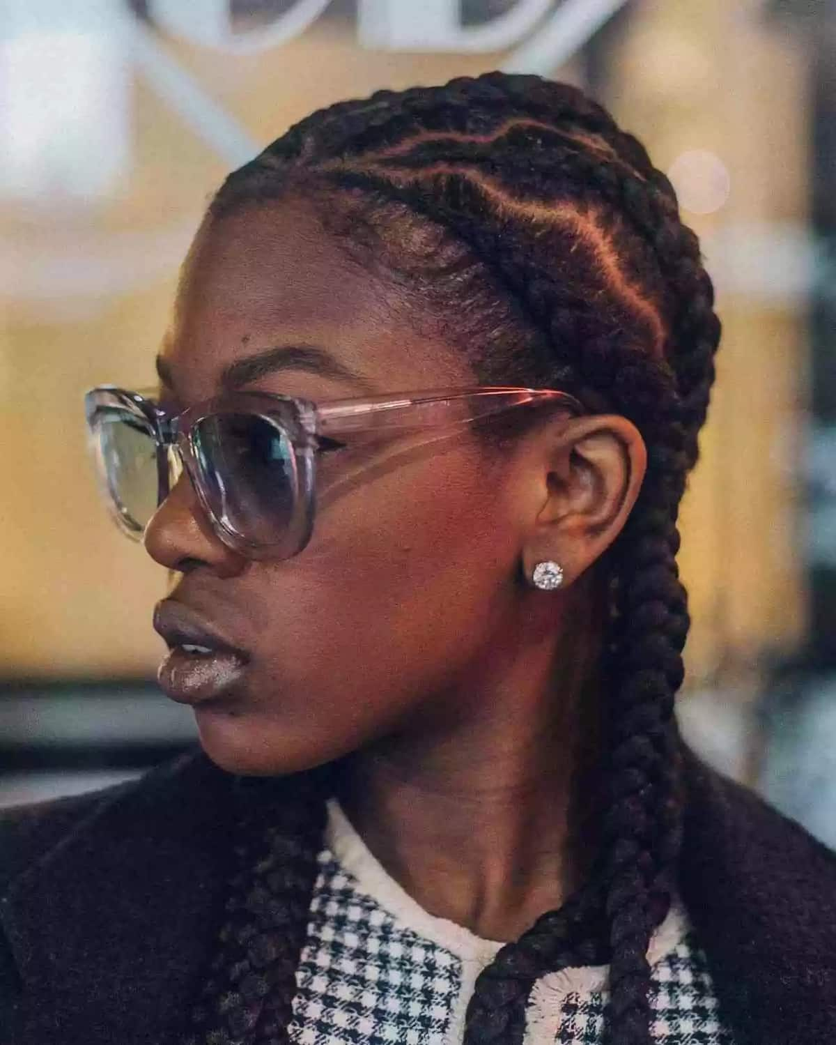 Different Hairstyles for braids in Kenya ▷ Tuko.co.ke