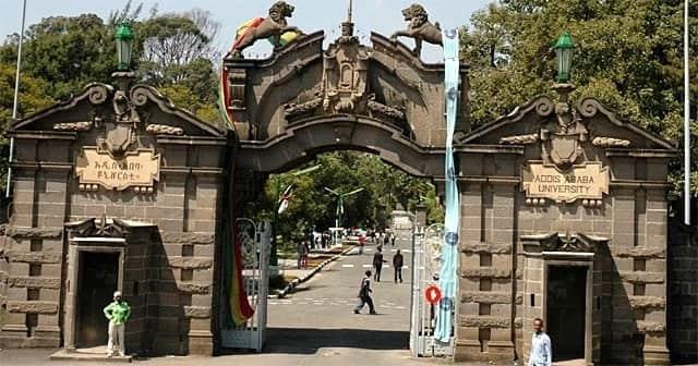Addis Ababa University postgraduate program