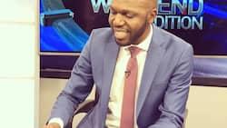 Wakenya wampa ushauri muafaka Larry Madowo baada ya kuonekana akisonga ugali