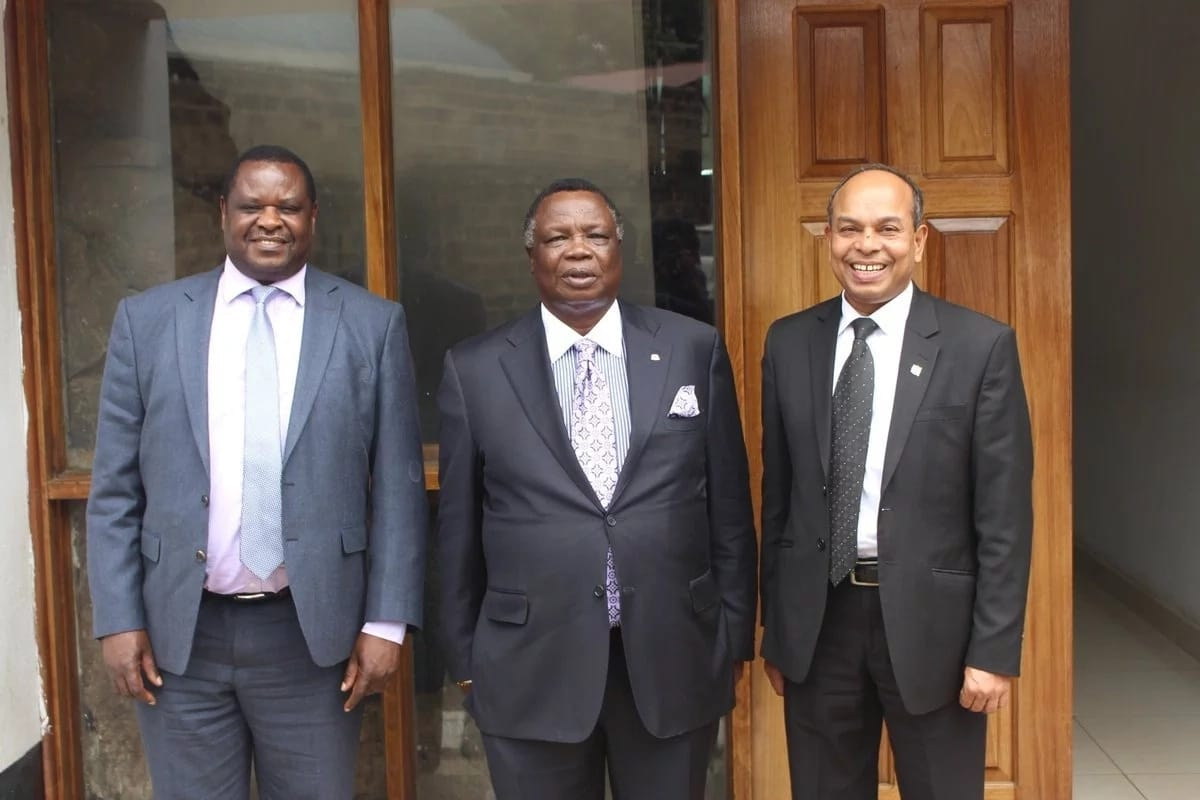 Francis Atwoli threatens government with dire consequences if kicked out of NSSF board