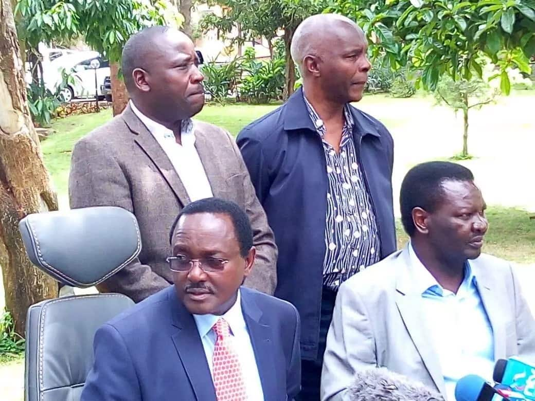 Kalonzo Musyoka to make SHOCKING announcement after government froze his bank accounts