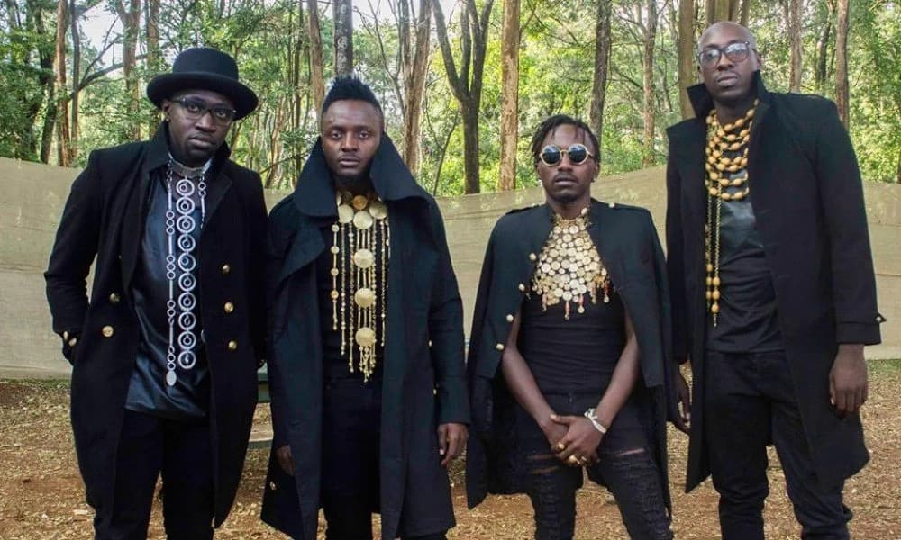 Controversial Ugandan lecturer professes her love for Sauti Sol band member