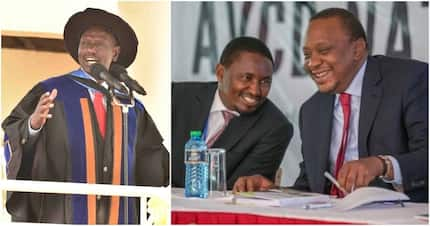 Agriculture CS Mwangi Kiunjuri blames Ruto's allies for illegal maize payments