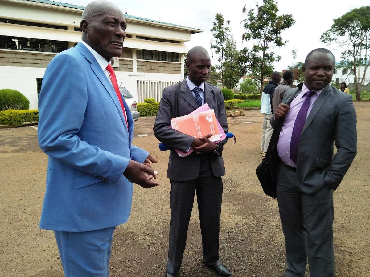 I don't mind marrying a younger wife to take care of me in my old age - 83-year-old businessman Jackson Kibor