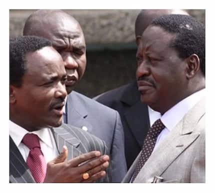 Raila, Kalonzo in hot soup as two Kenyans ask the ICC to probe them on crimes against humanity