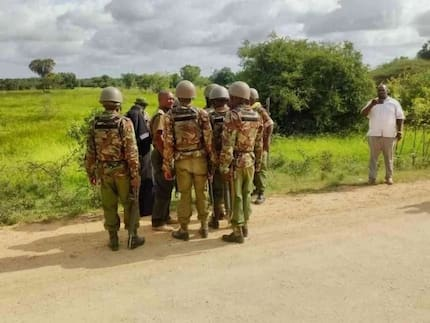 Police officer dead, car torched as al-Shabaab engage security personnel in 30-minute gunfight