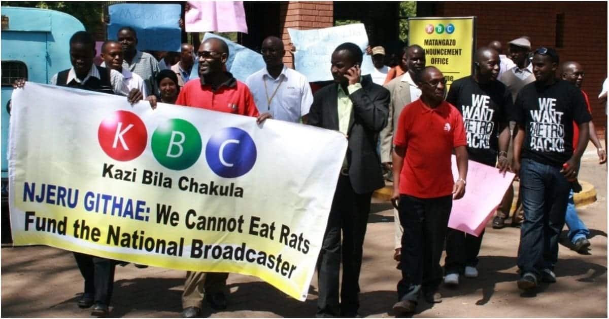 Kenya Broadcasting Corporation on brink of collapse as debt hits KSh 40 billion