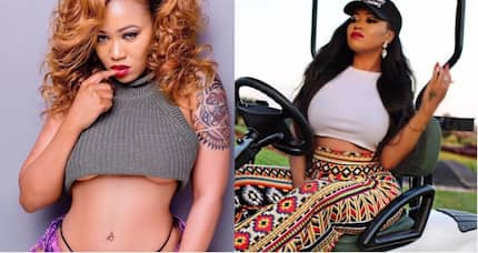 Vera Sidika attacked by hired goons in Nigeria while partying