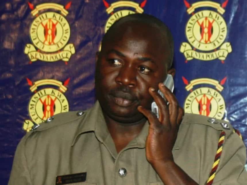 Maafisa wakuu wa polisi wapoteza pesa nyingi kwa kulaghaiwa na jamaa aliyejifanya kuwa Charles Owino