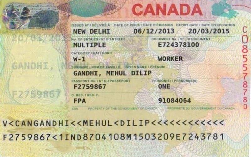 Canadian Visa Application Form Requirements And Procedures Tuko Co Ke