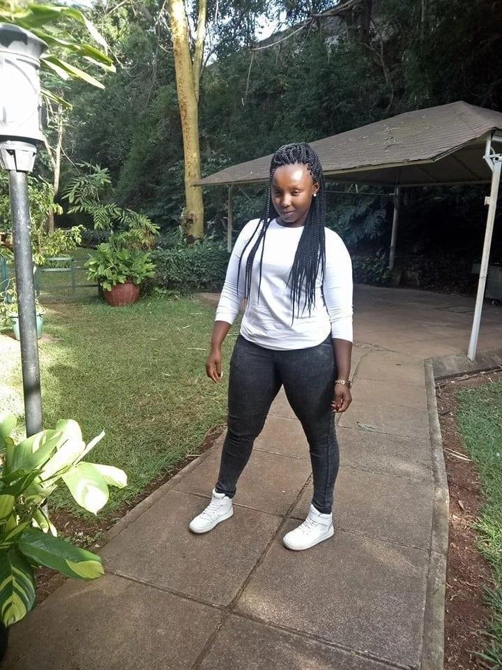 Nilitungwa mimba miezi miwili tu kabla ya kujiunga na chuo kikuu Uganda - Mwigizaji Celina