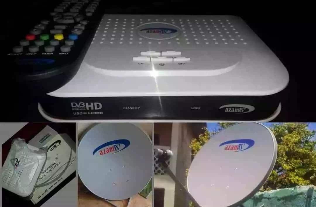 azam tv bouquets azam tv kenya packages azam tv frequency