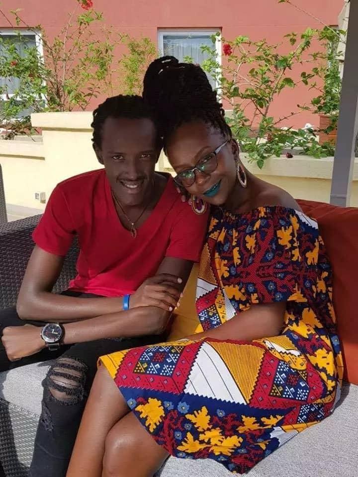 Ann Kansiime wa Uganda ni mjamzito?