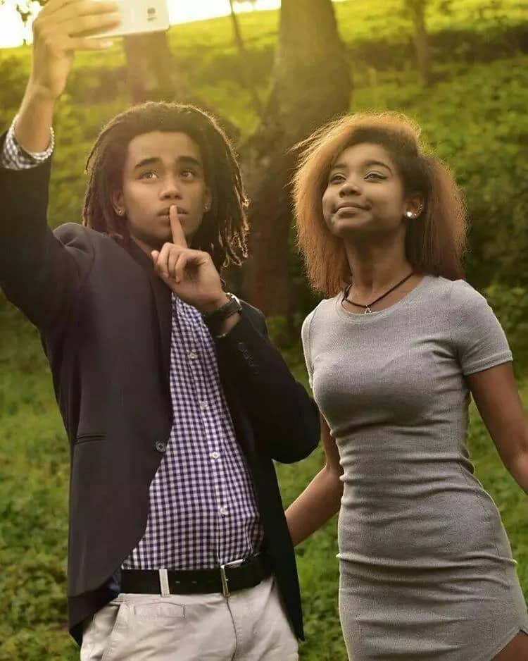 Ex-lover to Kibaki's hot grandson reveals why she opted to find another boyfriend