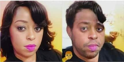 A hilarious photo show of how Betty Kyalo, Lilian Muli, Kanze Dena and Lulu Hassan would look like if they were men