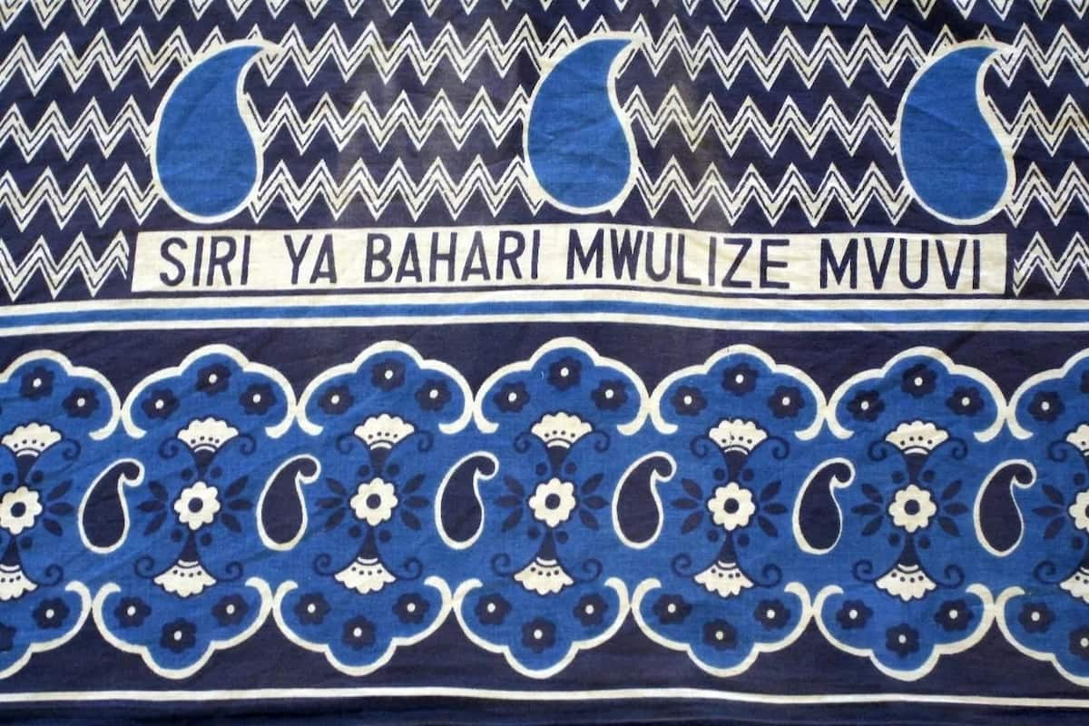 Top 10 Swahili quotes