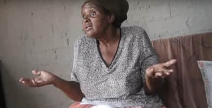 Elderly woman UNDER SIEGE for 6 years by her alcoholic son (photos, video)